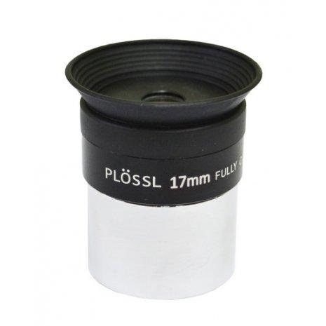 """Окуляр Levenhuk Plossl 17 мм, 1,25"""""""