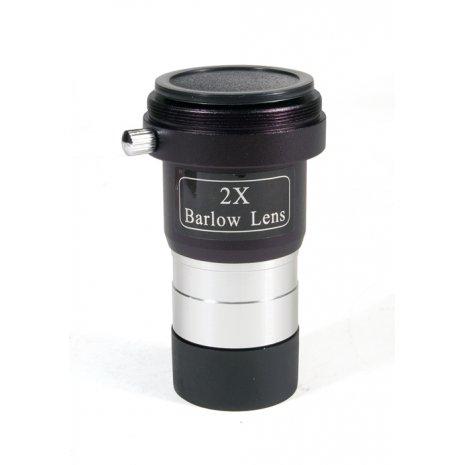 "Линза Барлоу Levenhuk 2x, 1,25"", с адаптером для камеры"