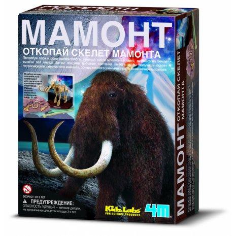 Набор 4M 00-03236 Скелет Мамонта