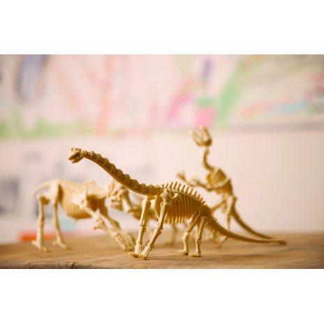 Набор 4M 00-03237 Скелет Брахиозавра РП*