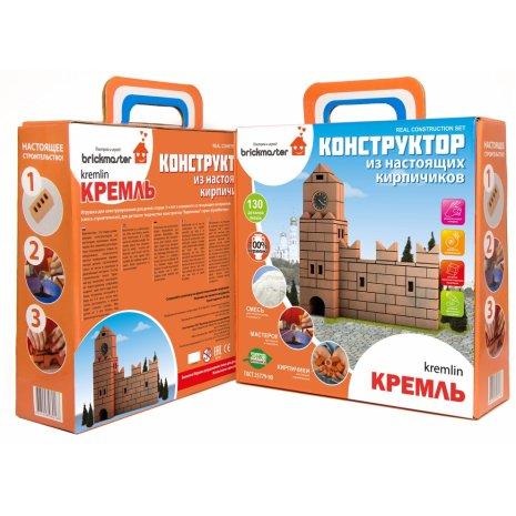 Конструктор BRICKMASTER 208 Кремль (136 деталей)