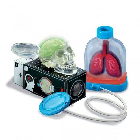 Набор 4M 00-03374 Юный врач. Анатомия человека РП*